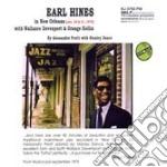 Earl Hines - In New Orleans cd musicale di EARL HINES