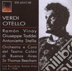Verdi Giuseppe - Otello - Antonietta Stella - Ramon Vinay cd musicale