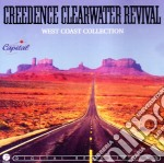 Creedence Clearwater Revival - West Coast Collection cd musicale di CREEDENCE CLEARWATER REVIVAL