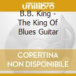 The king of blues guitar cd musicale
