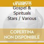 Golspel & spirituals stars cd musicale