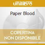 PAPER BLOOD                               cd musicale di ROYAL HUNT
