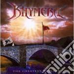 Khymera - The Greatest Wonder cd musicale di KHYMERA