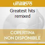 Greatest hits remixed cd musicale di TRIUMPH
