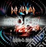 MIRROR BALL - LIVE & MORE (2cd+dvd) cd musicale di Def Leppard