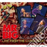 Mr. Big - Live From The Living Room cd musicale di Mr.big