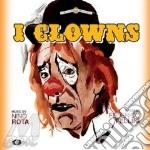 I clowns (f.fellini) cd musicale di Nino rota (ost)
