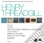 THE COMPLETE REMASTERED RECORDINGS ON BL  cd musicale di Henry Threadgill
