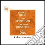 Giovanni Guidi - Indian Summer cd musicale di Giovanni Guidi