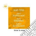 Sun Trio - Time Is Now cd musicale di Trio Sun