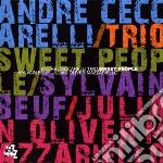 Andre' Ceccarelli - Sweet People cd musicale di Andre' Ceccarelli