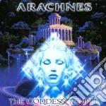 Arachnes - Goddess Temple, The cd musicale di ARACHNES