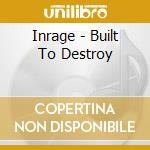 Built to destroy cd musicale
