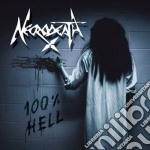 Necrodeath - 100% Hell cd musicale di NECRODEATH