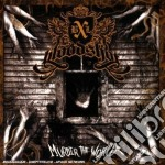 Bloodshot - Murder The World cd musicale di BLOODSHOT
