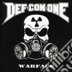Def-con-one - Warface cd musicale di Def-con-one