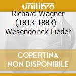 Operatic excerpts & lieder cd musicale di Wagner