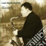 Luca Segala Quartet - Sucre' cd musicale di LUCA SEGALA QUARTET
