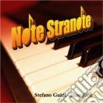 Stefano Guidi - Note Stranote cd musicale di GUIDI STEFANO