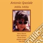 Antonio Speziale - Milla Milla cd musicale di SPEZIALE ANTONIO
