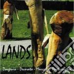 Dargenio / Decorato / Maccuro / Pentassuglia - Lands cd musicale di Dargenio/decorato/ma