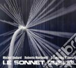 Godard / Martinelli / D'auria - Le Sonnet Ouble' cd musicale di M.godard/r.martinell