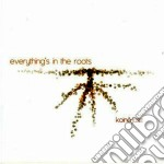 Koine' Jazz - Everything's In The Roots cd musicale di Jazz Koine'