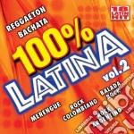100% Latina #02 cd musicale
