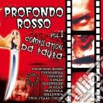 Profondo Rosso #01 cd musicale di ARTISTI VARI