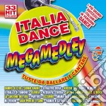 ITALIAN DANCE MEGAMEDLEY cd musicale di ARTISTI VARI