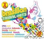 BRASILIAN TRIBAL HITS - 40 BRASIL HIT - cd musicale di ARTISTI VARI