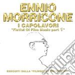 Ennio Morricone - Fistful Of Film Music #01 cd musicale