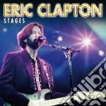 Eric Clapton - Stages cd musicale di CLAPTON ERIC