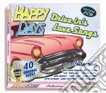 HAPPY DAYS - DRIVE IN'S LOVE SONGS (SINATRA, PLATTERS, LITTLE RICHARD...) cd musicale di ARTISTI VARI