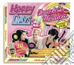 HAPPY DAYS - FONZIE'S WOMEN (DORIS DAY, MARILYN MONROE, BRIGITTE BARDOT...) cd musicale di ARTISTI VARI