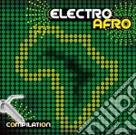 Electro Afro Compilation cd musicale