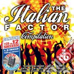 Italian Factor Compilation (2 Cd) cd musicale