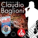 Tribute To Claudio Baglioni (2 Cd) cd musicale