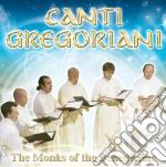 Canti gregoriani the monks of the benedectine cd musicale di ARTISTI VARI