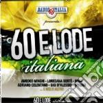 60 E Lode Italiana cd musicale
