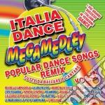 Italia Dance Megamedley 3 cd musicale