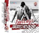 Feelings greatest hits of love box cd musicale di ARTISTI VARI