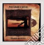 Milagro Acustico - Poeti Arabi Di Sicilia cd musicale di Acustico Milagro