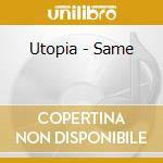 UTOPIA cd musicale di UTOPIA
