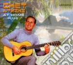 AT HOME PLUS... cd musicale di ATKINS CHET