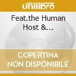 FEAT.THE HUMAN HOST &... cd musicale di HAPSHASH & THE COLOU