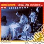 Sultan of swing cd musicale di Django Reinhardt