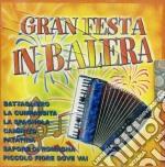 GRAN FESTA IN BALERA cd musicale di AA.VV.
