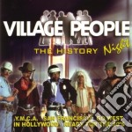 Village People - The History Night cd musicale di VILLAGE PEOPLE