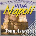 Tony Astarita - Viva Napoli cd musicale
